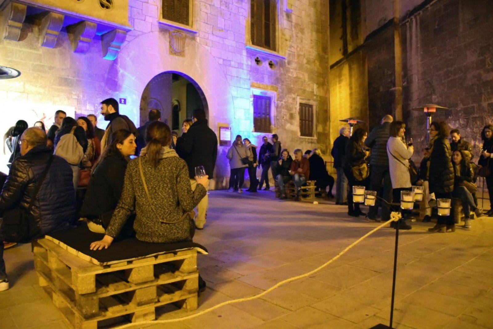 Presentació dels vins negres d'alta gamma de la DO Penedès a Vilafranca