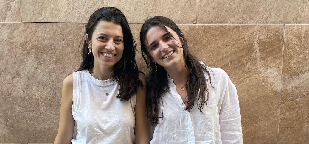 Clara Vendrell i Nagore Celada, guardonades amb el segon premi al concurs Verallia | Cedida