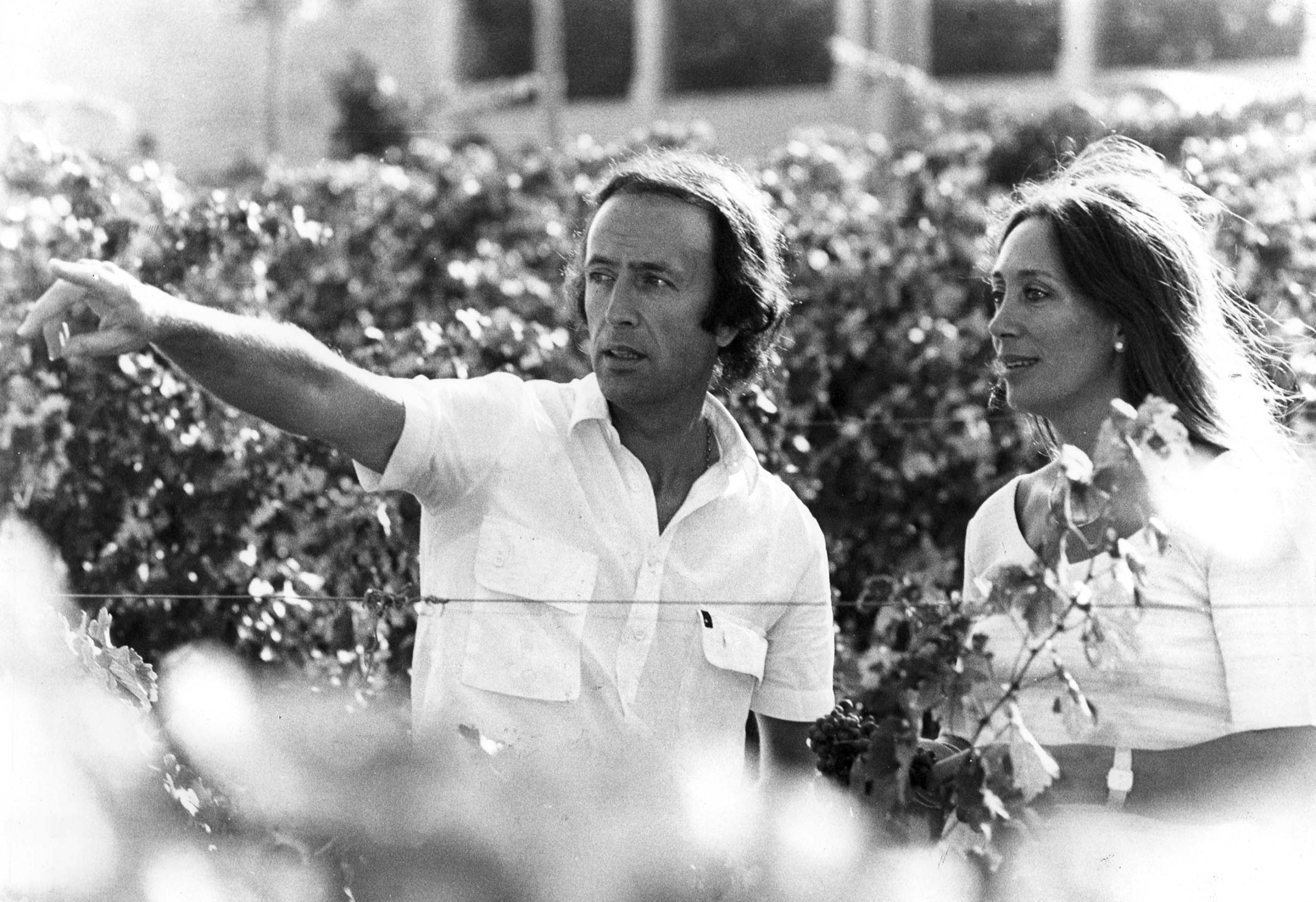 Miguel A. Torres en una imatge de la dècada dels vuitanta | Família Torres